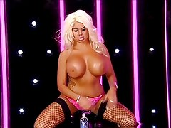 WebGirl - Candy Charms - Oiled Up - nude