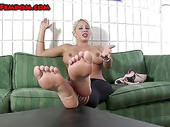 Living with a Hottie 2 LEGGINGS YOGA PANTS FOOT FETISH BOOBS