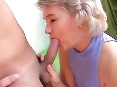 Russian MILF and guy - 7