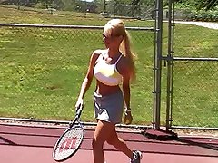 barbi loses tennis