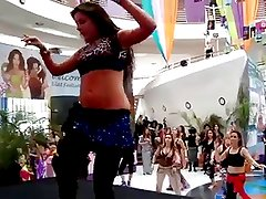 Alla Kushnir sexy belly Dance part 81