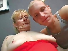 Naughty Hairy Grannies 2