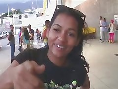 Picking up street hoes in the dominican republic Toticos.com
