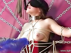 Tied and Flogged