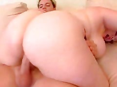 BIG BOOTY BLONDE RIDING COMPILATION