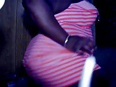 xXx bbw black ass dance