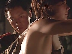 Maggie Gyllenhaal Nude 2 - Strip Search