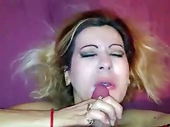 Blowjob with conversation and cumshot