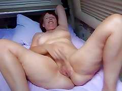 SwissMature and SilverStallion Camping Fuck