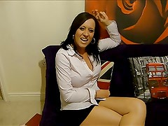 Silver Stallion auditions Tiffany Morris Part 1