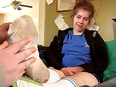 Feet Tickle - Teen Socks