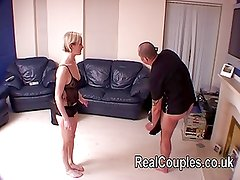 Anal loving couple rim each others ass
