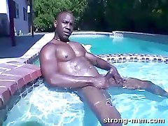 JR Langdon a Black Hunk