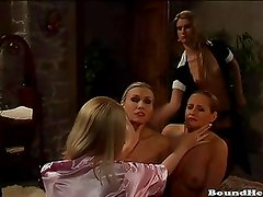 Beautiful lesbian punishment movie - Enslaved Justice 2