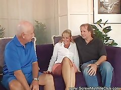Her Housewife fucking cougar