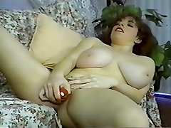 Huge Tits Jordan Strips, Dances, Toys And Fucks