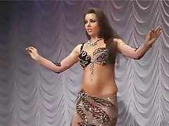 Alla Kushnir sexy belly Dance part 32
