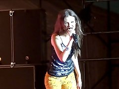 Victoria Justice- Freakt the freak out  sexy yellow HD