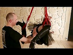 hogtied fist french libertine