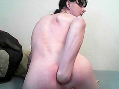 Cherrie Black's first self fisting video