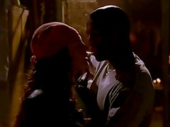 Jolene Blalock Interracial Scene