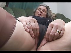 Tess the beautiful granny - scene4