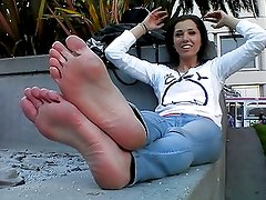 Sexy Young Soles