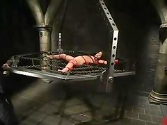 Tied Up babe has Drowned And Then Toyed By A Machine