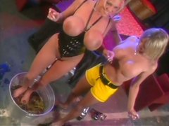 Two dirty minded milfs are having a lot of fun