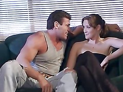 A messy facial for Jordan Styles after a hard fuck