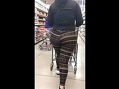 big booty pawg in tights