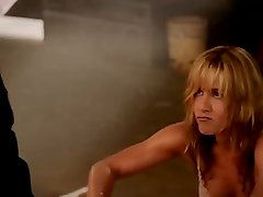jennifer aniston striptease