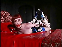 Refined female bondage