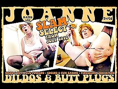 JOANNE SLAM - DILDOS AND BUTT PLUGS