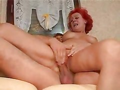 Mature woman and young man - 13