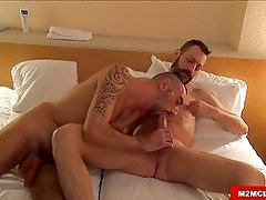 Italian daddies barebacking