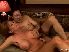Darla Crane and hot dude Steve Holmes