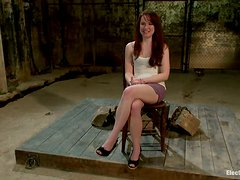 Bondage and Domination in Lesbian Video for AnnaBelle Lee