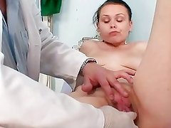 Busty Babe Gyno Exam By Filthy E...