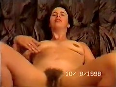 holly wife spreading and fingering