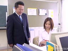 Kana Narumiya is a nasty sexy Asian and a very naughty teacher.