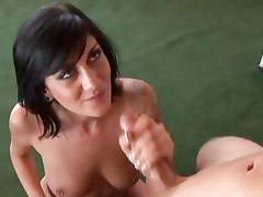 Kayden Faye gets saturated with thick cum