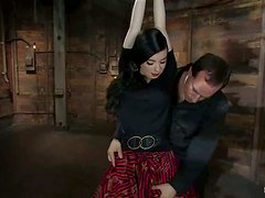 Amazing Domination and Torture with Toying for Sybil Hawthorne