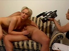 Naughty whore Lorna Lace rides her lover's dick like a cowgirl