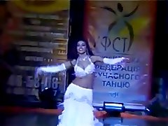 Alla Kushnir sexy Belly Dance part 12