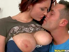 Emma Leigh is s cute young redhead chick that needs