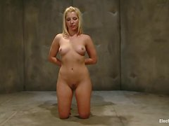 Blonde-On-Blonde Lesbian Strapon Video with Lorelei Lee and Ashley Fires
