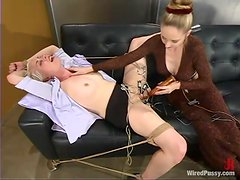Office girls are going mad with each other in BDSM
