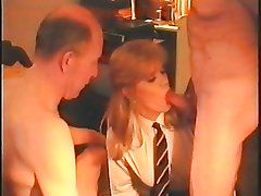 Schoolgirl Mandy gets some attention