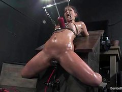 Jade Indica enjoys being tortured in hot BDSM video